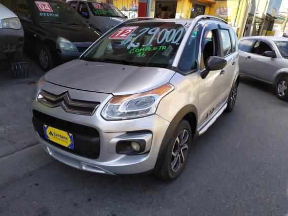 Citroën Aircross 1.6 Glx 16v 2012
