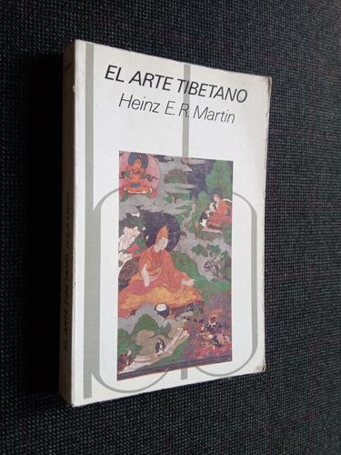 El Arte Tibetiano Heinz E R Martin