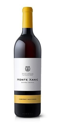 Vt Monte Xanic Cab Sauv750 Ml C/14*
