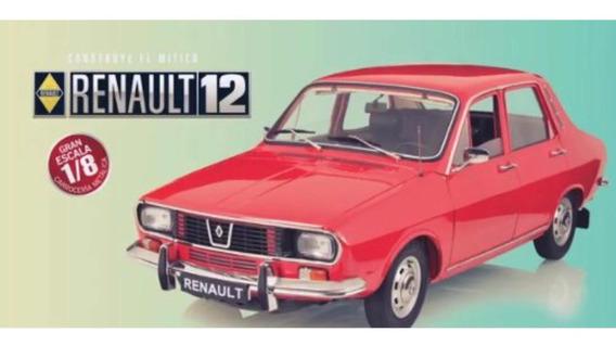 Colección Renault 12 Para Armar Fascículo 18