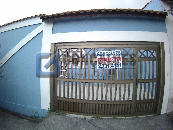 Locação Casa Terrea Sao Bernardo Do Campo Bairro Assunção Re - 1033-2-30283