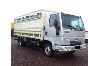 Ford Cargo 816 2013 Boiadeiro Toco 4x2