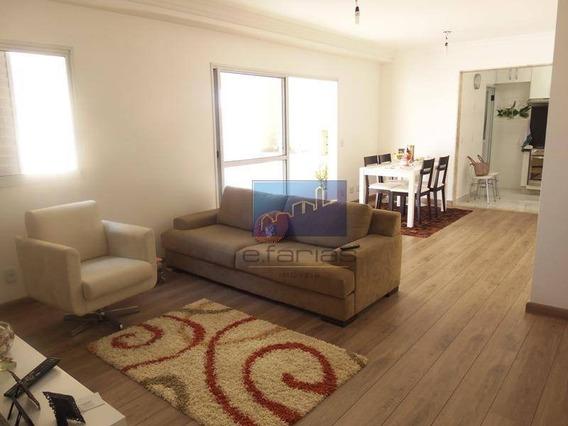 Apartamento Residencial À Venda, Vila Carrão, São Paulo. - Ap0125