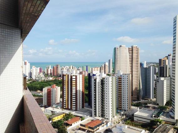 Apartamento Em Brisamar, João Pessoa/pb De 167m² 4 Quartos À Venda Por R$ 930.000,00 - Ap211878