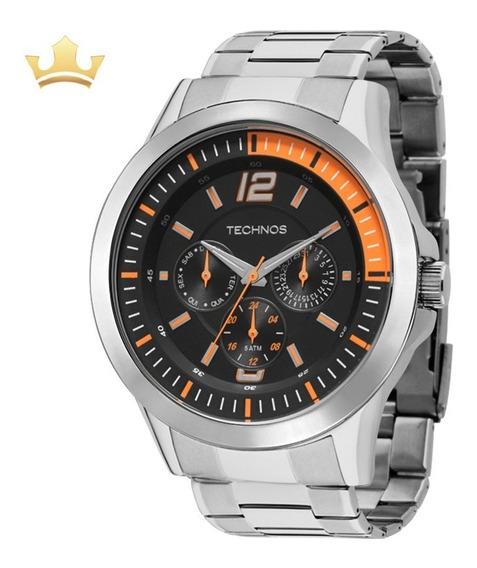 Relógio Technos Masculino 6p29ahn/1l Com Nf