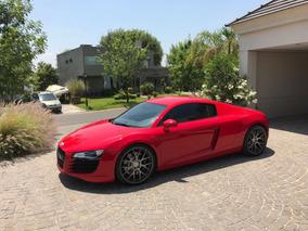Audi R8 2012 - Como Nuevo - Llantas Adv.1 Y Escape Miltek