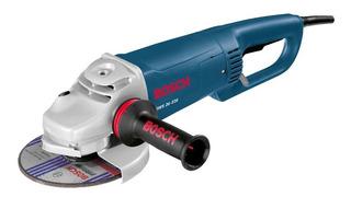 Esmerilhadeira angular Bosch Professional GWS 26-230 de 50Hz/60Hz azul 220V