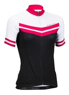 Jersey Ciclismo Dama Marca Bellwether. Modelo Venus