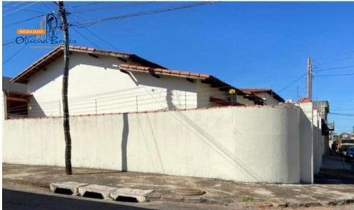Imagem 1 de 18 de Casa Com 3 Dormitórios À Venda, 125 M² Por R$ 360.000,00 - Vila Santa Isabel - Anápolis/go - Ca1917