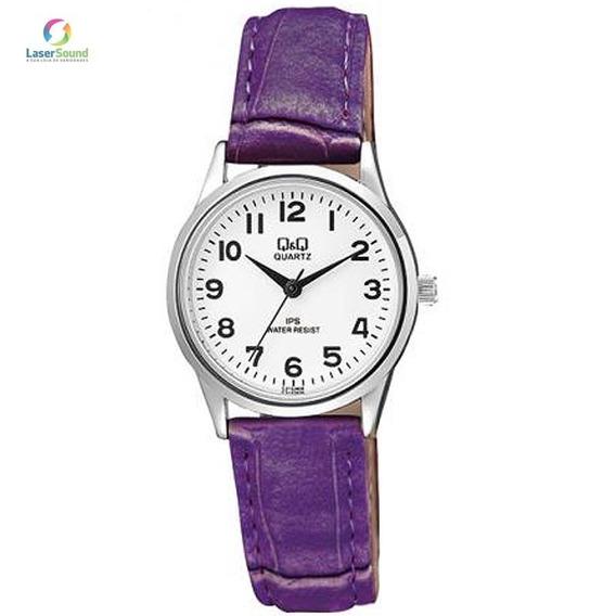 Relógio Q&q By Citizen Feminino C215j807y C/ Garantia E Nf