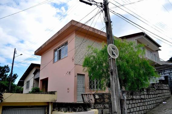 Casa Com 1 Quarto No Centro! - 3567