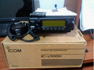 Radio Movil Vhf Icom 2100 Vhf No Yaesu Kenwood Baofeng