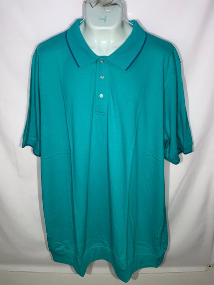 $ale Polo King Size T- 4xl Id N724 Nueva Hombre