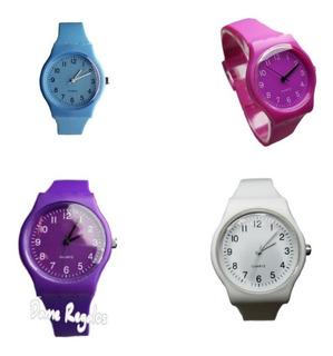Reloj Silicona Unisex X 1