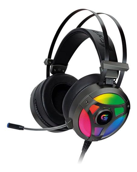 Headset Gamer 7.1 Surround Fortrek G Pro Led Rgb H1 Plus Usb