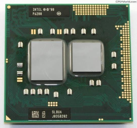 Processador Intel Pentium P6200\2.13ghz\3m