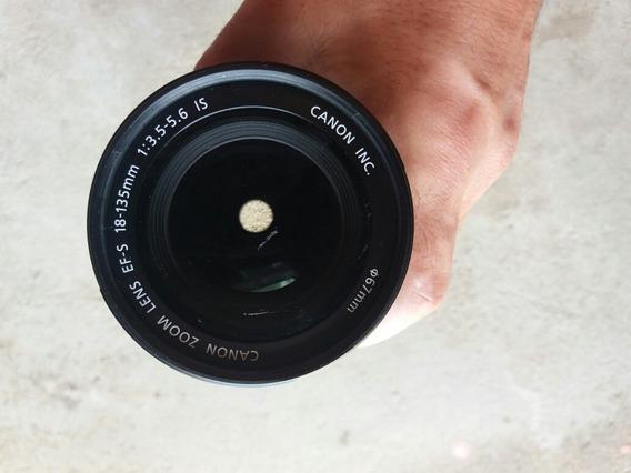 Lente Canon 18 135mm