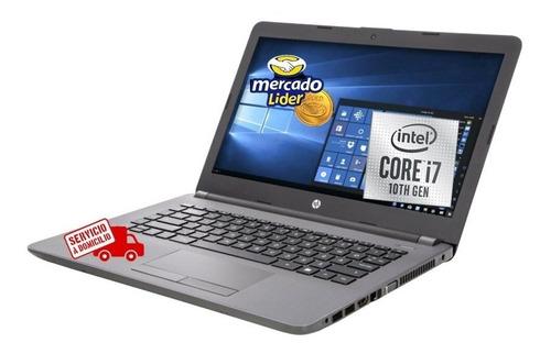 Laptop Portátil Hp Core I7 10ma Gnr 8gb 1000gb Led 14, I5/i3