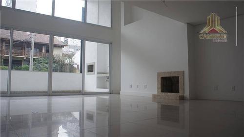 Imagem 1 de 16 de Apartamento Duplex Residencial À Venda, Bela Vista, Porto Alegre. - Ad0004