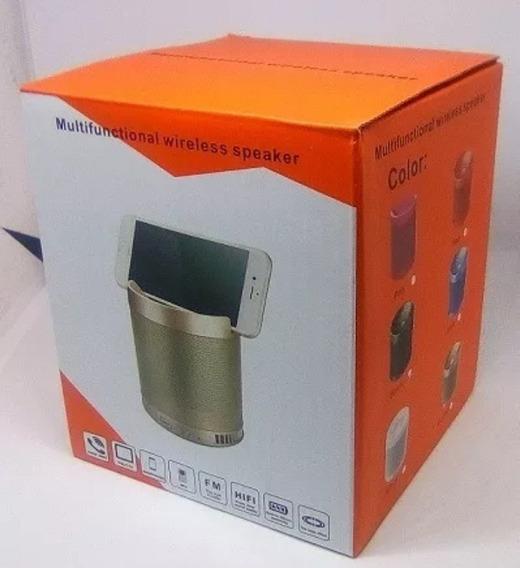 Caixa Som Musica Smartphone Android Bluetooth