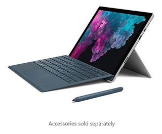 Surface Pro 6 Core I7 8gb Ram 256gb - 6 Cuotas Sin Interes
