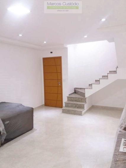 Cobertura Com 3 Dorms, Nova Gerty, São Caetano Do Sul - R$ 800 Mil, Cod: 999 - V999