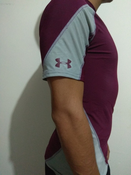 Camiseta Fit Compression Under Armour