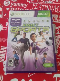 Sport Kinect Xbox 360 Fisico Original