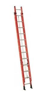 Escalera Dielectrica Extensible Black & Decker 24 Escalones