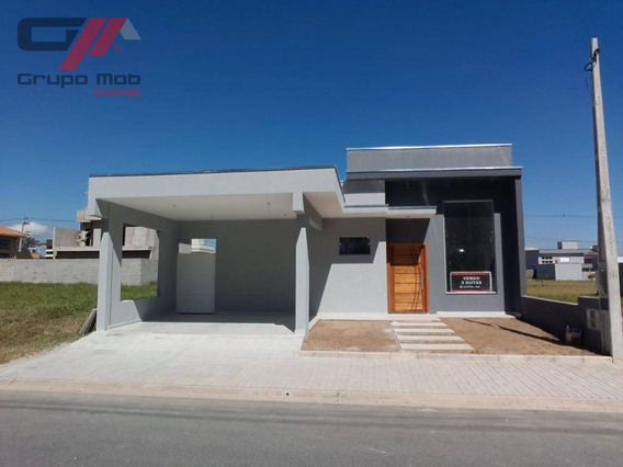 Casa Com 3 Suítes À Venda, 250 M² Por R$ 550.000 - Condomínio Morada Do Visconde - Tremembé/sp - Ca0237