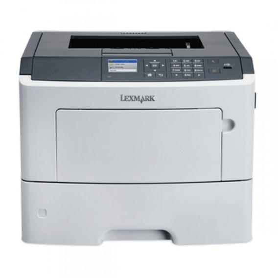 Impressora Lexmark Ms610 Branquinha + Toner 10.000 Páginas