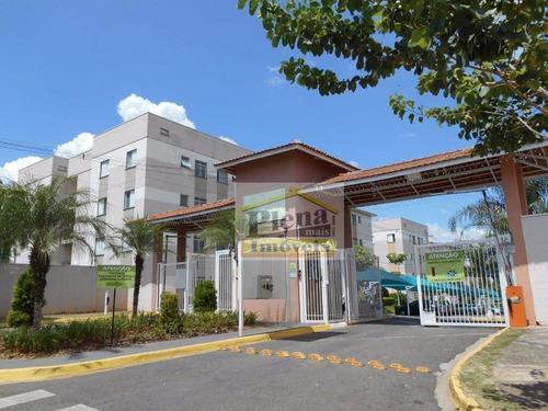 Imagem 1 de 18 de Apartamento Residencial À Venda, Jardim Volobueff (nova Veneza), Sumaré. - Ap0656