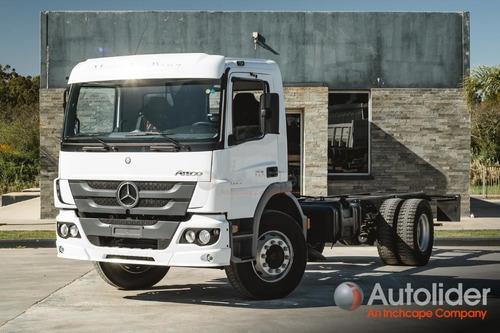 Mercedes-benz Atego 1725 Simple 4x2 0km - Autolider