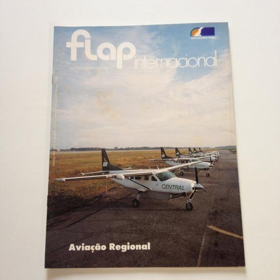 Revista Flap Internacional Aviação Regional C578
