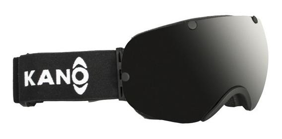 Antiparra Ski Snowboard Kano Ajustables Protección Uv /negro