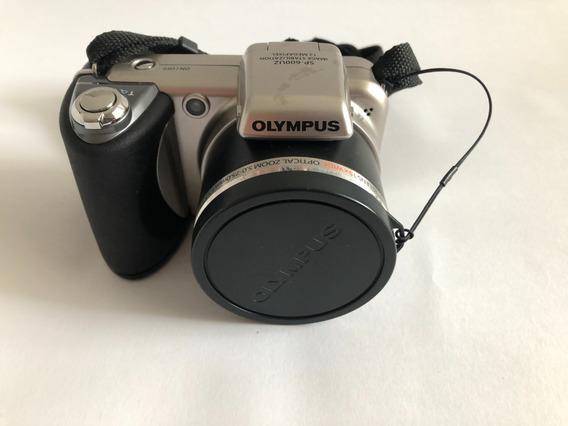 Câmera Olympus Sp-600uz Funcionando (ver Descrição)