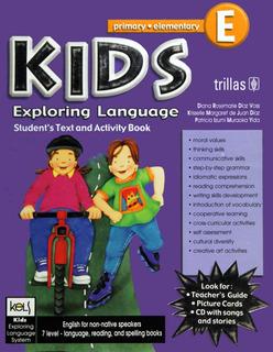 Kids Exploring Language E Ages 10 11 Grades Fourth/f Trillas