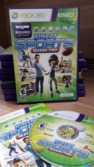 Kinect Sports 2 Xbox 360 Semi Novo Mídia Física Original