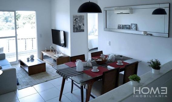 Apartamento Com 2 Dormitórios À Venda, 53 M² Por R$ 145.500,00 - Outeiro Das Pedras - Itaboraí/rj - Ap0488