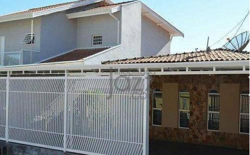 Casa Residencial À Venda, Vila José Paulino Nogueira, Paulínia. - Ca2892