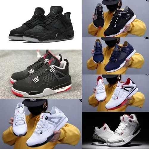 *+*zapatos Jordan Retro 3 - Retro 4 - Retro 6 *+*