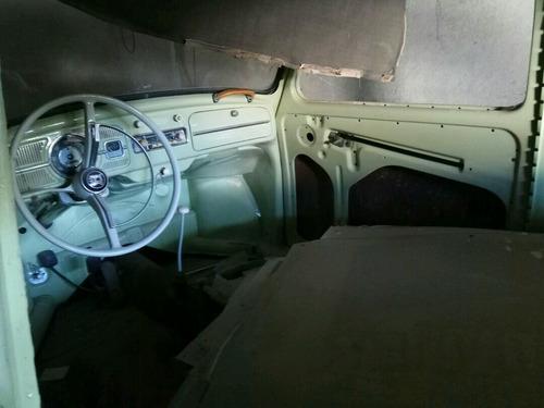 Volkswagen De Luxe Año 1962- Se Escuchan Ofertas En Dolares.