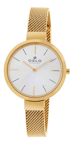 Relógio Oslo Sapphire Feminino Ofgsss9t0001 S1kx