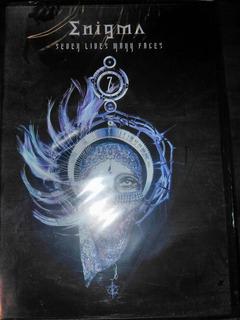 Enigma: Colección De Dvd + 4cd