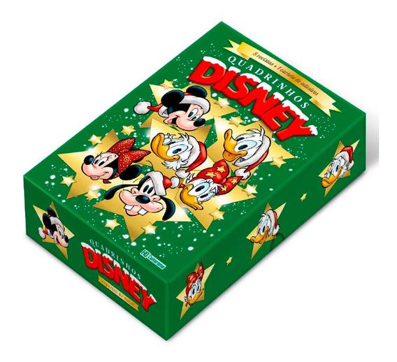 Quadrinhos Disney Culturama Edição 8 Box De Colecionador