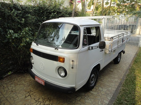 Volkswagen Kombi 1995 Carroceria Pick-up Kit Gas Impecavel