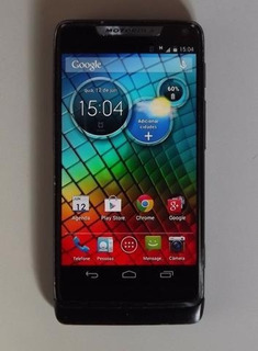 Motorola Razr I Xt890 -android 4.4, 8 Mp, 2.0ghz