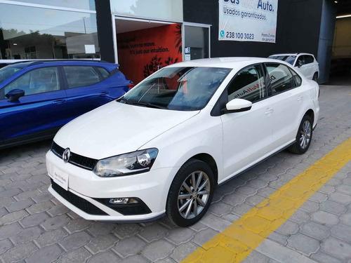 Imagen 1 de 15 de Volkswagen Vento 2020 4p Comfortline Plus Tiptronic