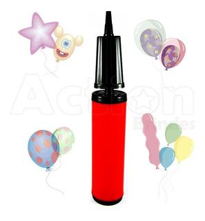 Bomba De Ar Manual Para Inflar Balões Bexigas