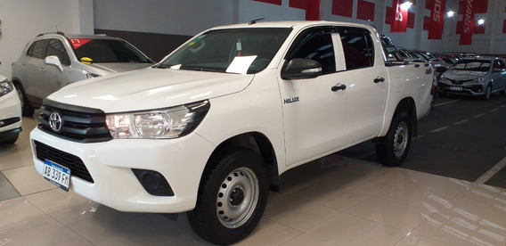 Toyota Hilux 2.4 Tdi Dx 4x4 2017